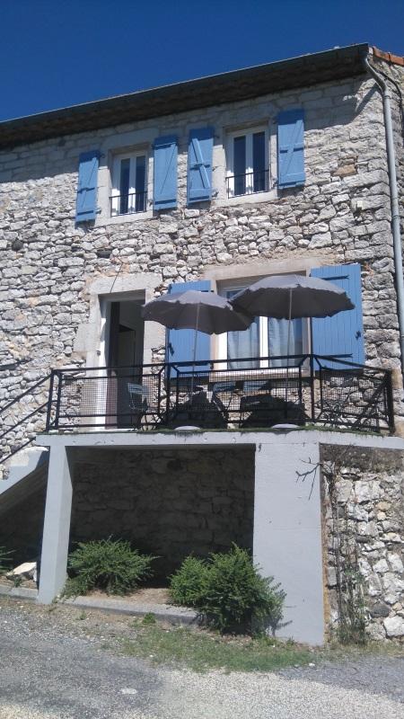 Gite avec piscine chauffée en Ardèche méridionale